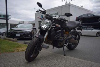 2016 Ducati motorcycle Monster